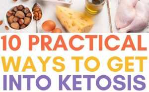 10 Fastest Way To Get Into Ketosis