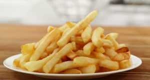 Carbs in French Fries