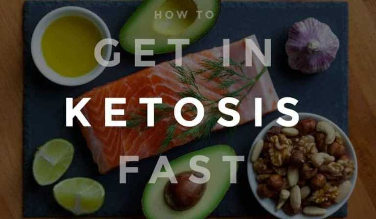 how can i speed up ketosis