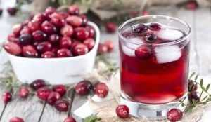 keto diet cranberry juice