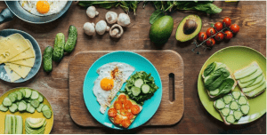 Ketogenic Food