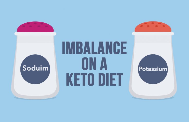 Sodium for keto diet
