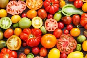 is tomato good for keto