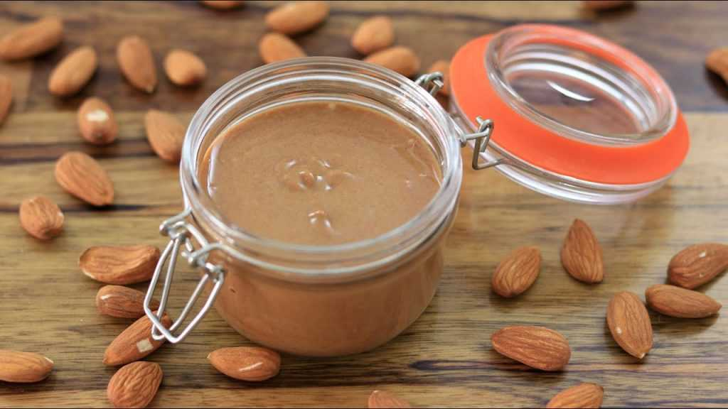 Carbs in Almond Butter