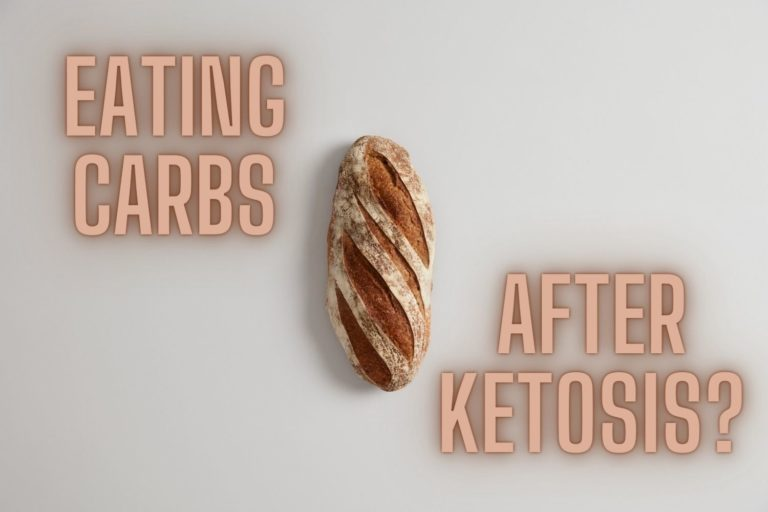 Carbs after Ketosis