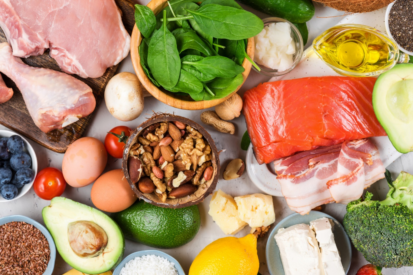 Keto vs Atkins: Similarities and Differences between Keto Diet and Atkins Diet Bariatric Station